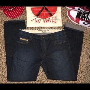 Vans Dark Wash Jeans NWOT's size 34/30